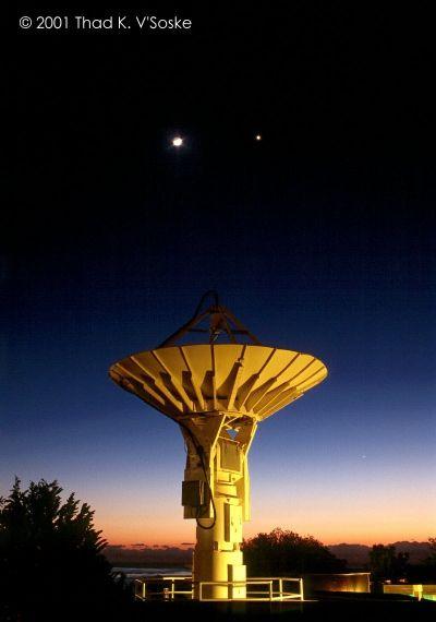 El brillante Venus
