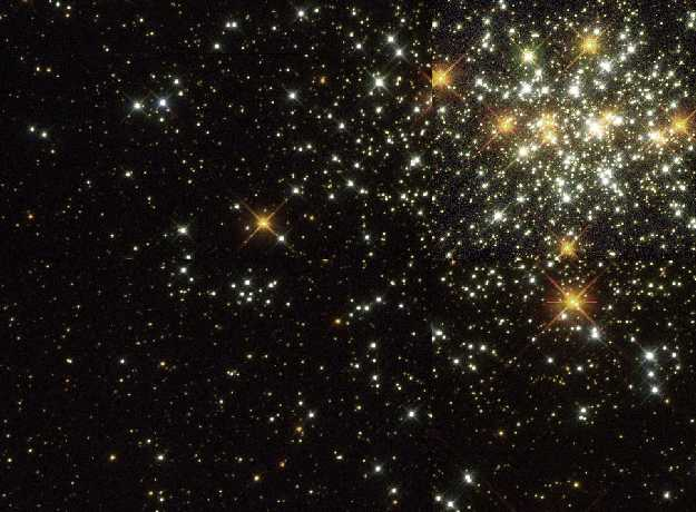NGC 1818: A Young Globular Cluster  - Credit: Diedre Hunter (Lowell Obs.) et al., HST, NASA