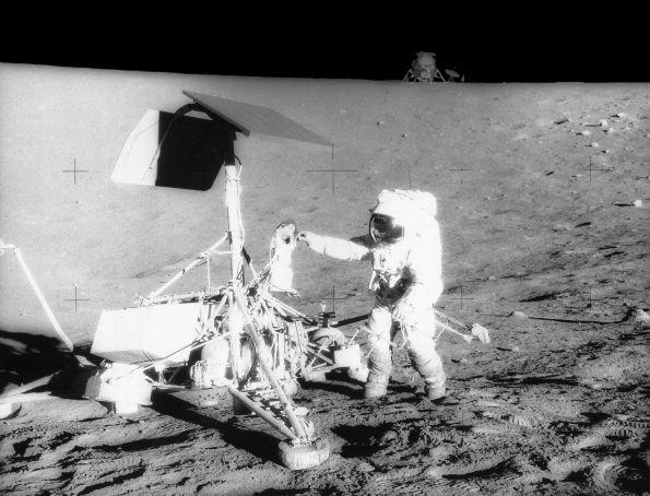 El Apolo 12 Visita al Topógrafo 3