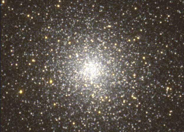 El Cúmulo Globular 47 Tucanae