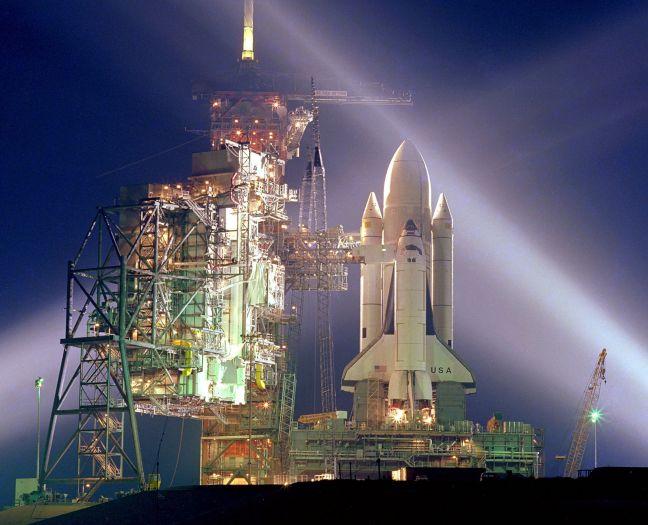 STS-1: Primer Lanzamiento de la Lanzadera