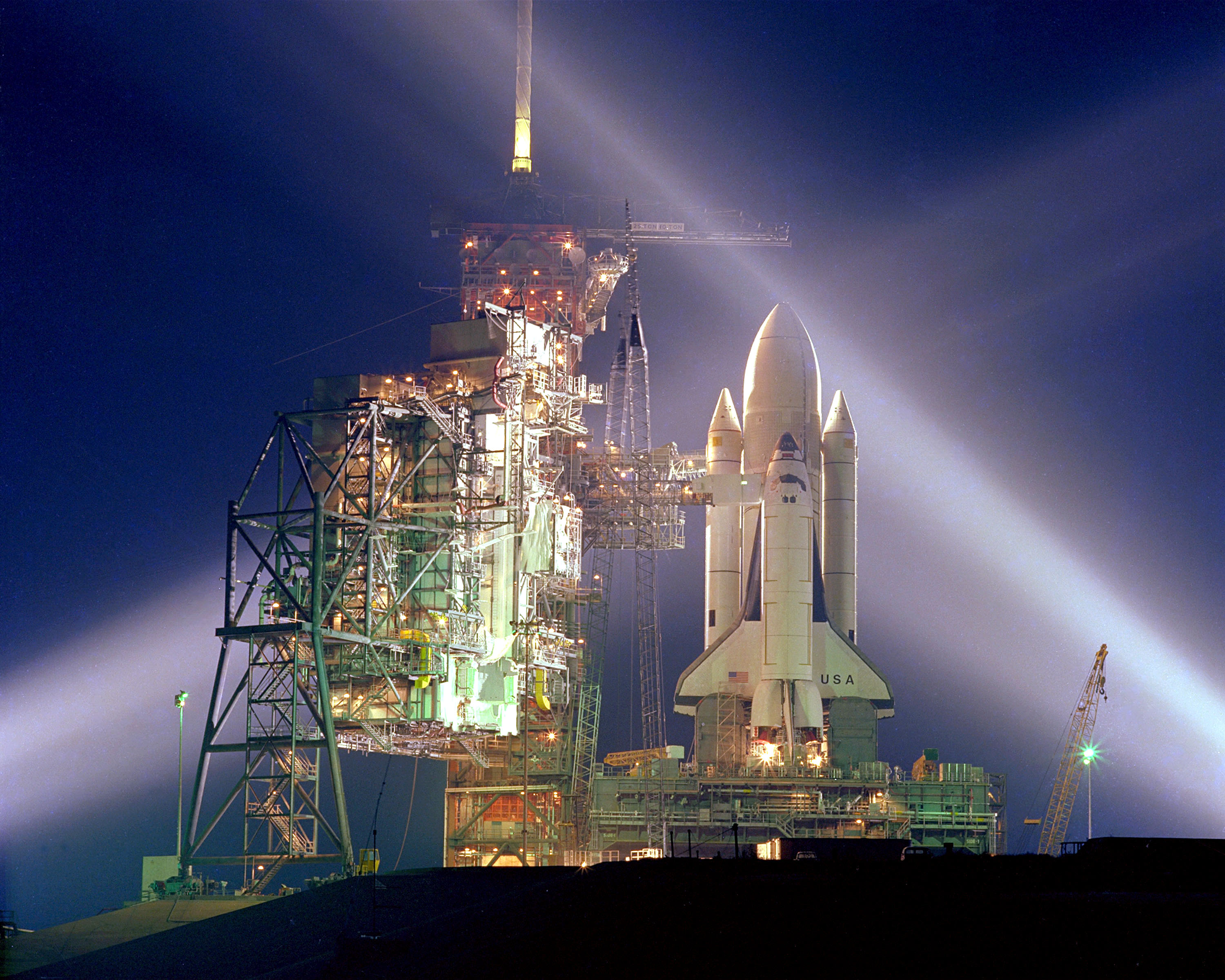 april 12 1981 space shuttle - photo #1