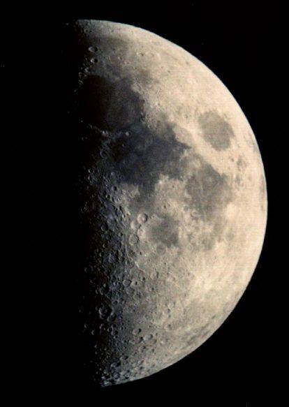 La Luna y todos los choques