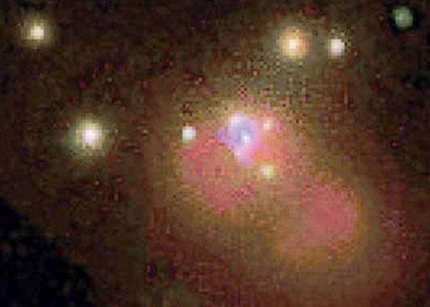 El Centro de la Galaxia Circinus en Rayos X