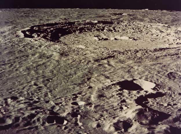 El Cráter Copérnico