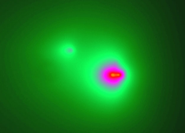 Otro cometa LINEAR que se rompe