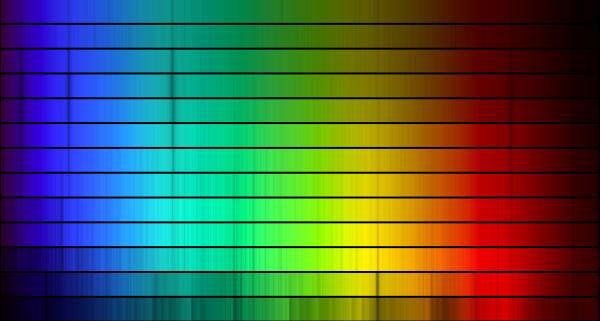 Clases de Espectros Estelares: OBAFGKM