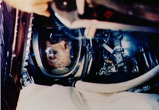 Shepard vuela la Libertad 7