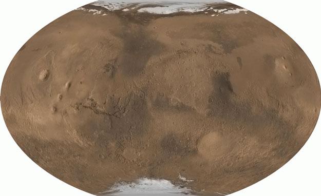 Todo Marte