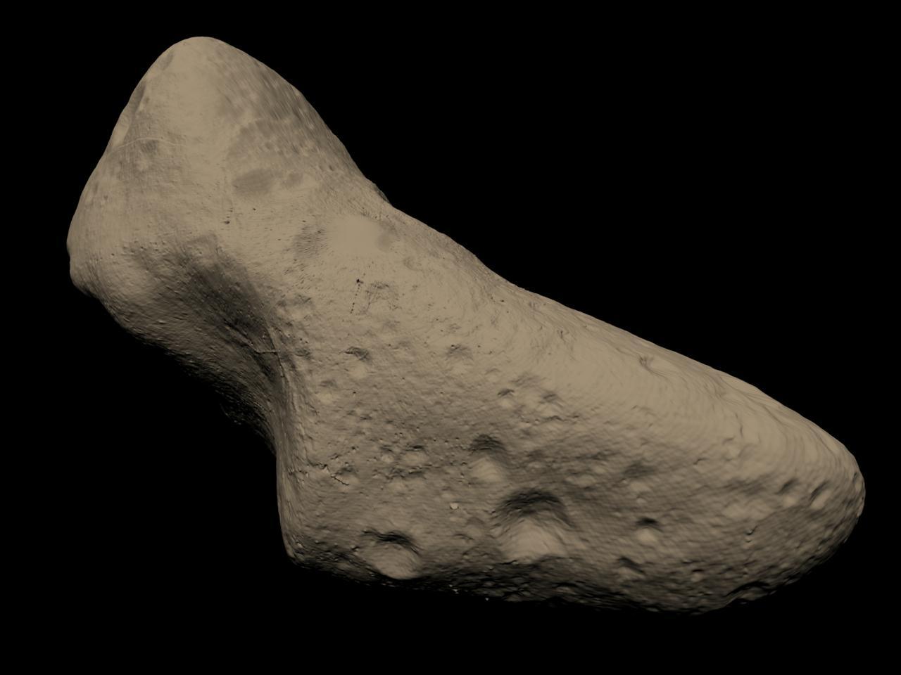 Asteroid Eros  Solar System