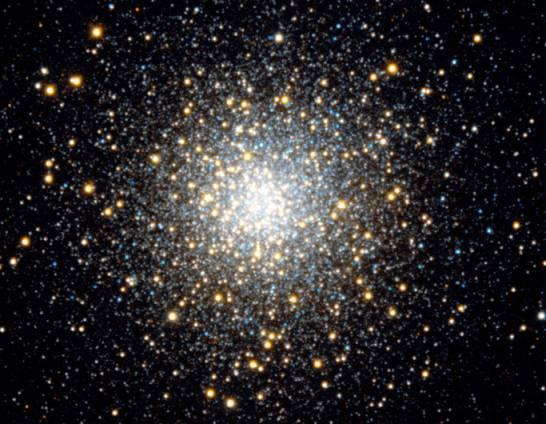 Hidrógeno, Helio, y las Estrellas de M10
