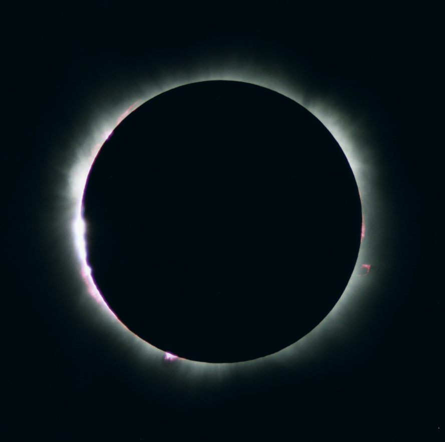 Total Eclipse NASA Schedule - Pics about space