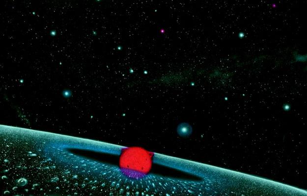 Se Encuentra Agua Alrededor de la Estrella Cercana CW Leonis