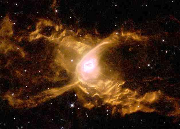 La nebulosa planetaria Araña Roja
