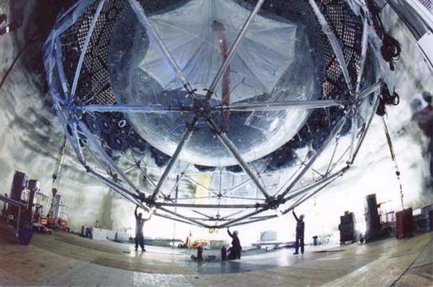Sudbury: Indicios de un modelo de partículas no estandar
