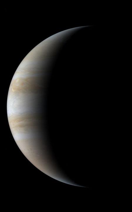 ¡Adiós Júpiter!