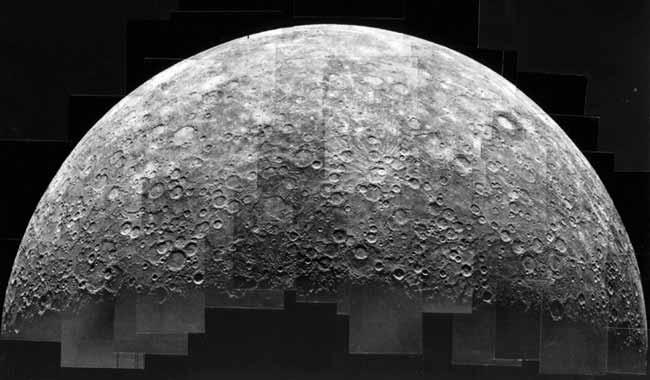 Mercurio: Un Infierno de Cráteres