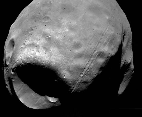 Fobos: Luna Condenada De Marte