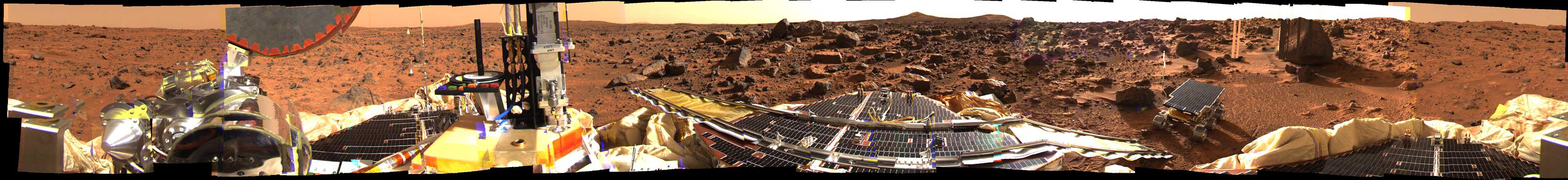 Rodeado por Marte