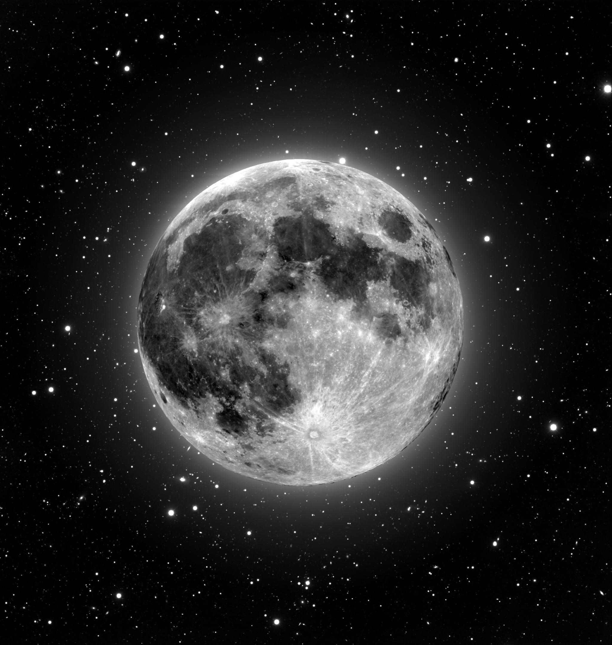 apod 2001 september 6 moon and stars