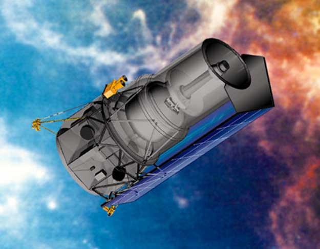 SIRTF: Pon un nombre a este satélite