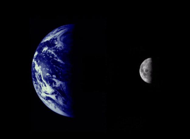 El sistema planetario Tierra – Luna