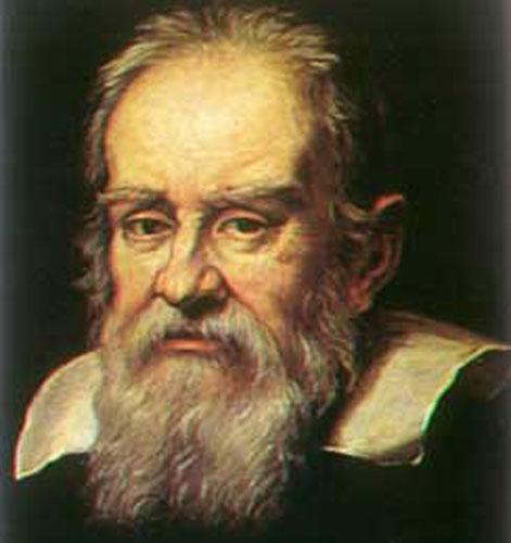 Galileo demuestra el Telescopio
