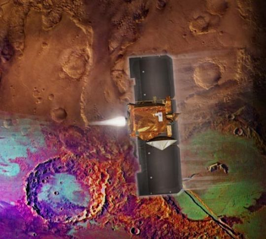 Sonda Odyssey u Marsu