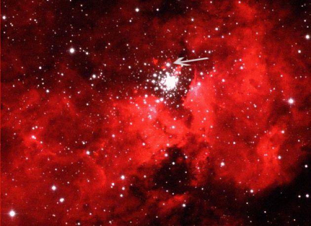 Sher 25: ¿una supernova pendiente?