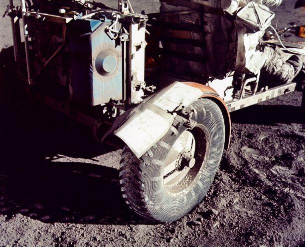 El problema del polvo lunar