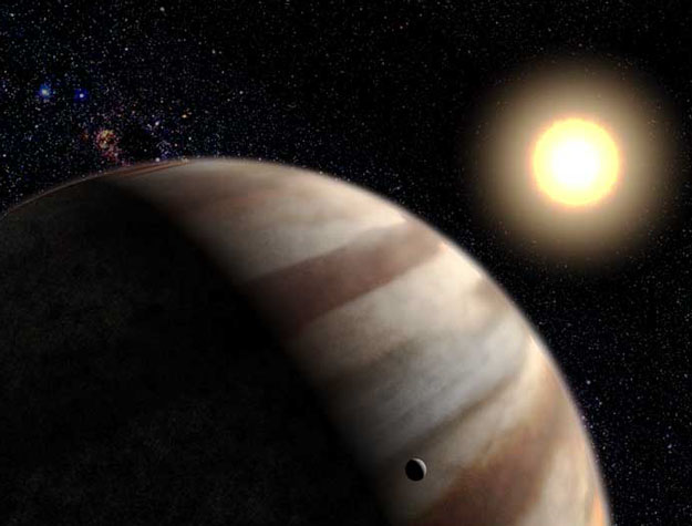 Detectada atmósfera planetaria extra-solar