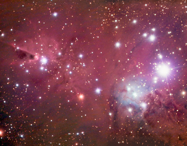 La misteriosa Nebulosa del Cono