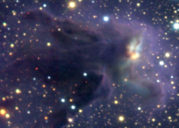 M16: Cazando estrellas en infrarrojo