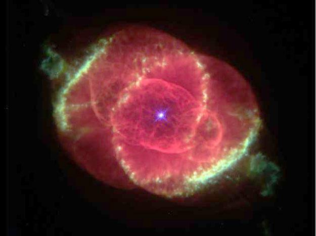 APOD: 2002 March 24 - The Cat's Eye Nebula