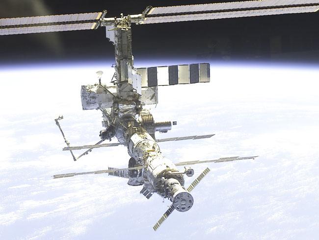 La nueva Estación Espacial Internacional