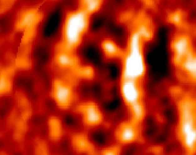 Las ondas cósmicas implican un Universo Oscuro