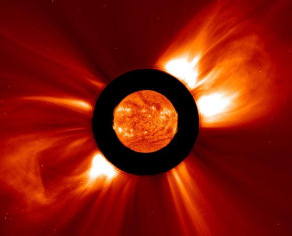 Doble burbuja solar