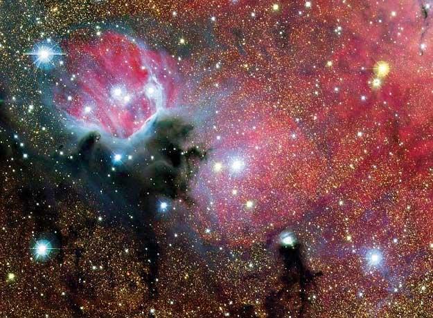 Este de la Nebulosa Laguna