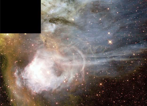 N44C: Un misterio nebular