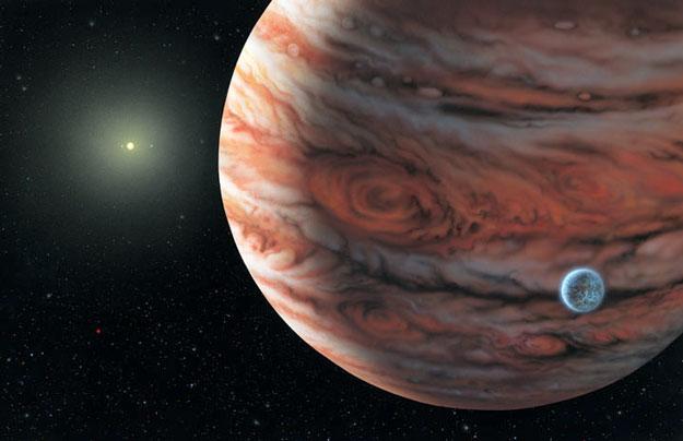 55 Cancri: Se Descubre Un Planeta Familiar