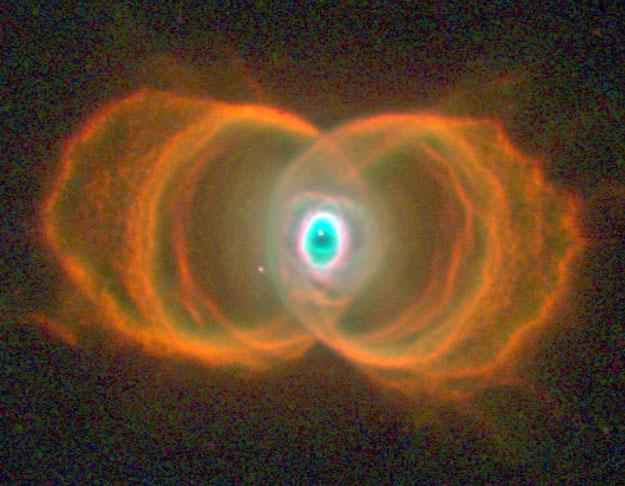 MyCn18: Una Nebulosa Reloj de Arena