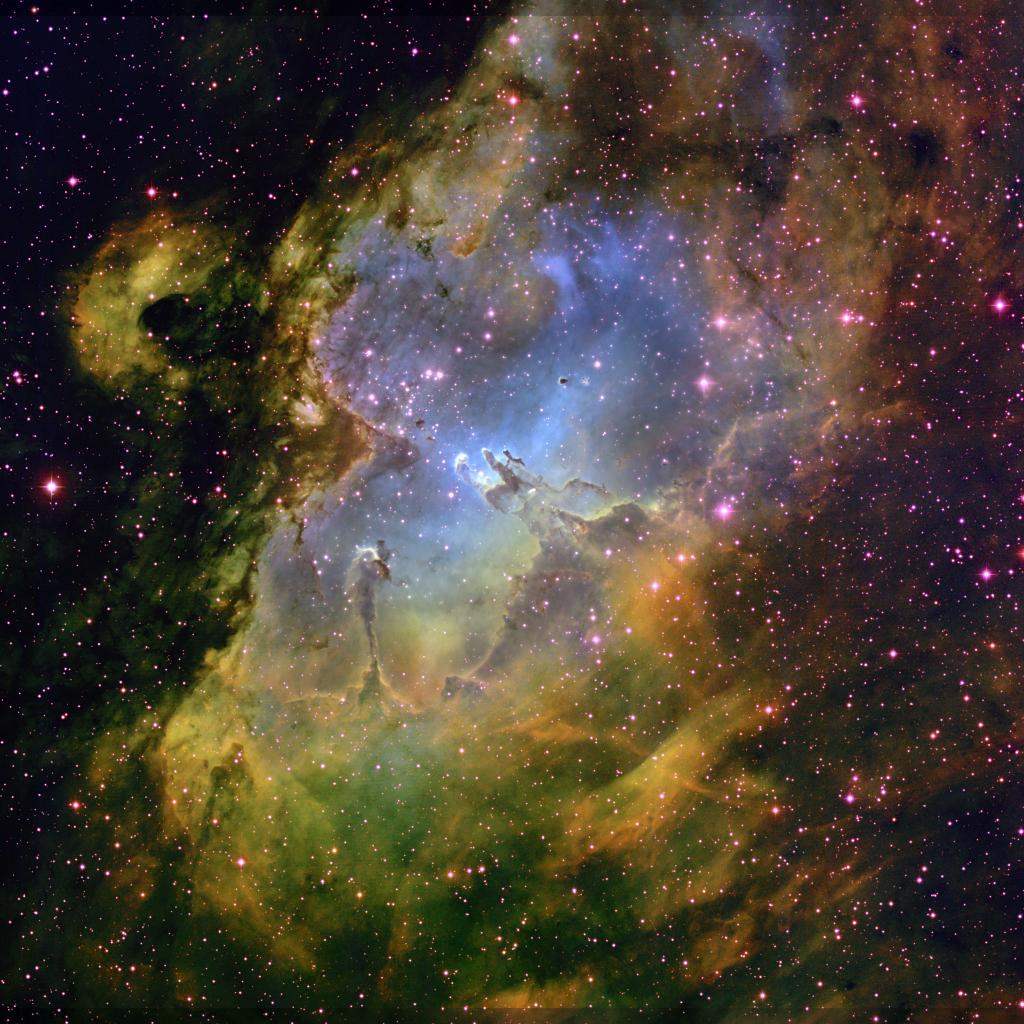 eagle nebula s - photo #29