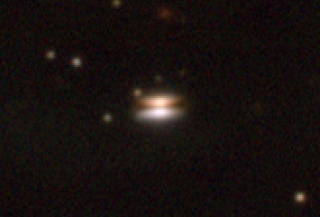 Retrato de un Sistema Solar reciente