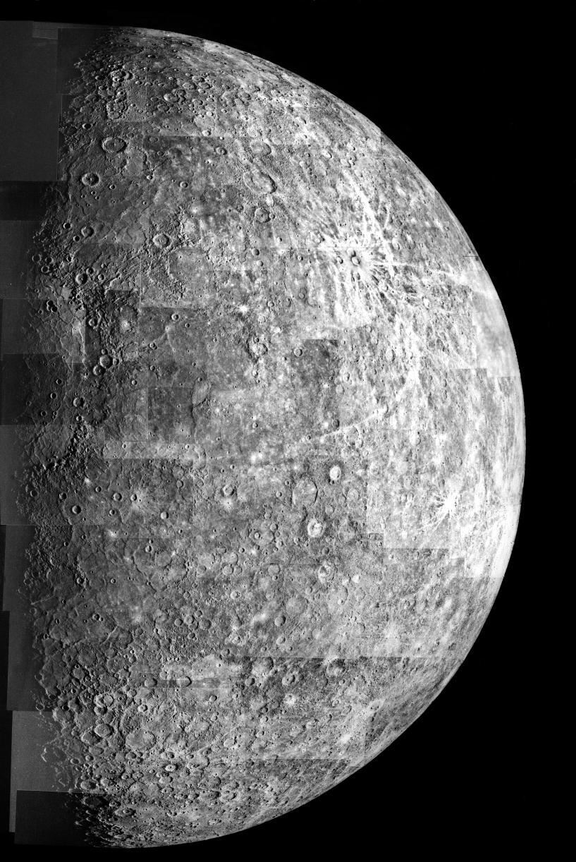 nasa pictures of mercury - photo #20