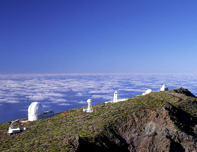 Observatoř Roque de los Muchachos