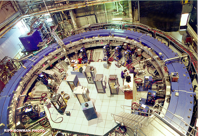 Acelerador de particulas (LHC)