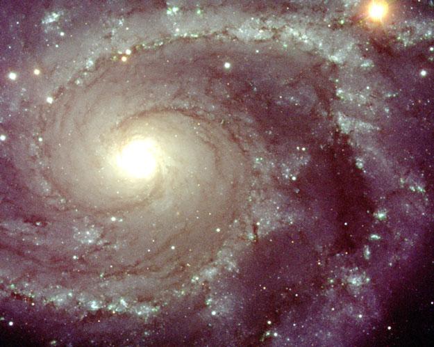 La Galaxia en Espiral NGC 2997 por el VLT