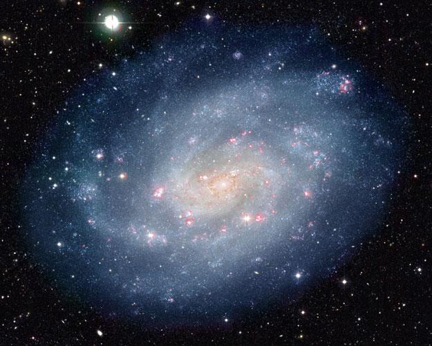 La Galaxia Espiral NGC 300