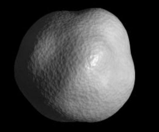 El Asteroide 1998 KY26