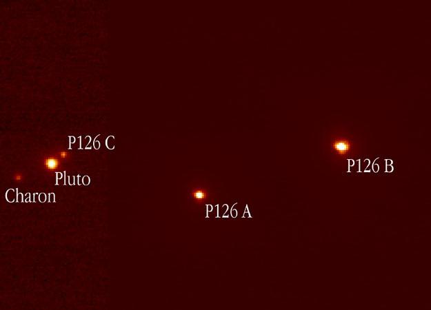 PLutón y Charon eclipsan una Estrella Triple